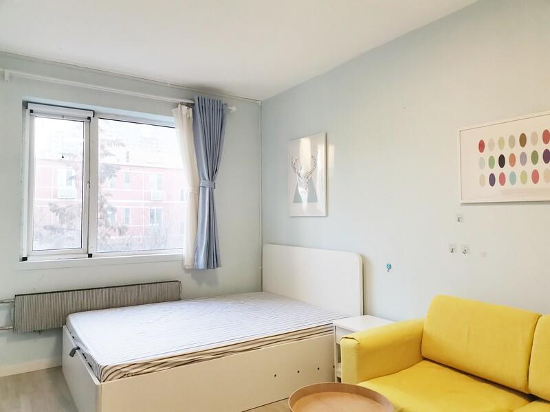 双榆树双榆树西里整租房源卧室图