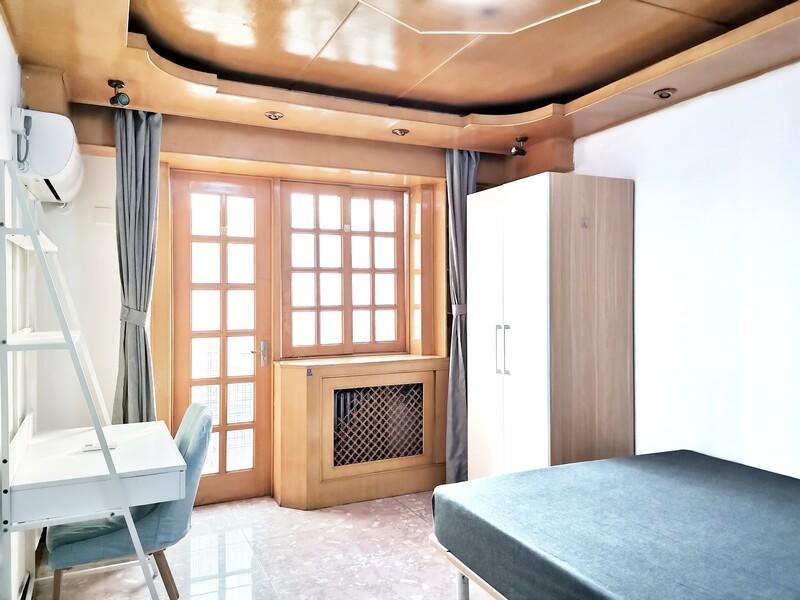 鲁谷七星园合租房源卧室图