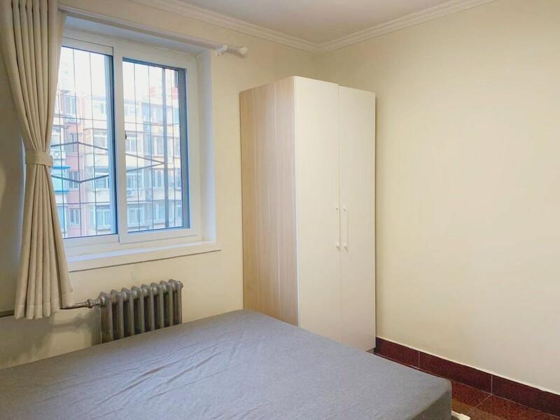 华威桥双龙南里整租房源卧室图