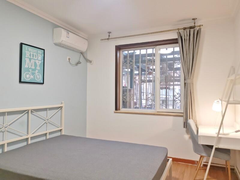 回龙观北京人家合租房源卧室图