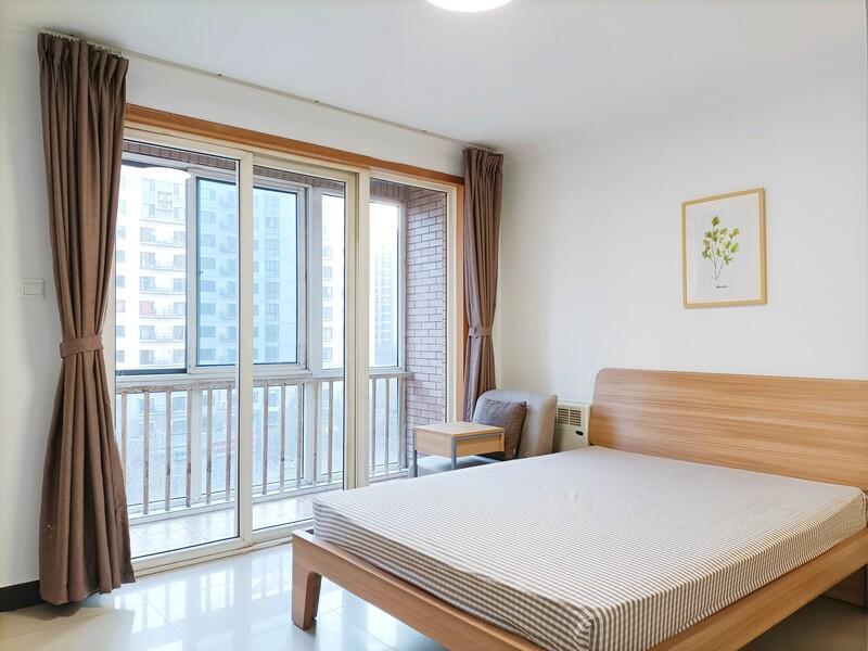 欢乐谷世纪东方城合租房源卧室图