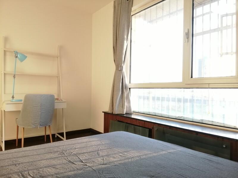 武夷花园河畔丽景合租房源卧室图