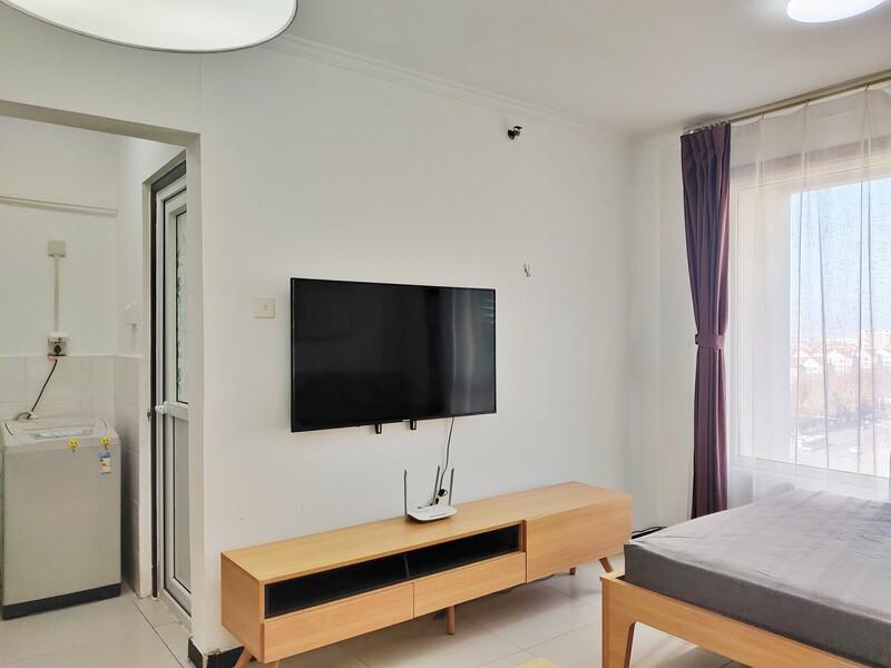 回龙观东亚上北中心整租房源卧室图