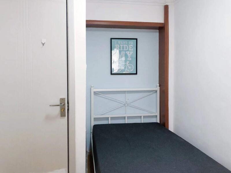 东单国瑞城东区合租房源卧室图