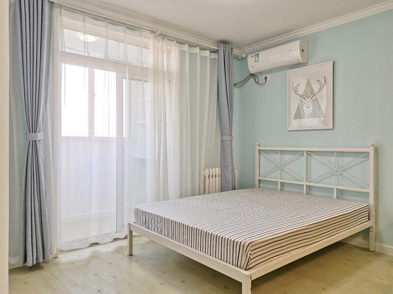 回龙观流星花园二区整租房源卧室图