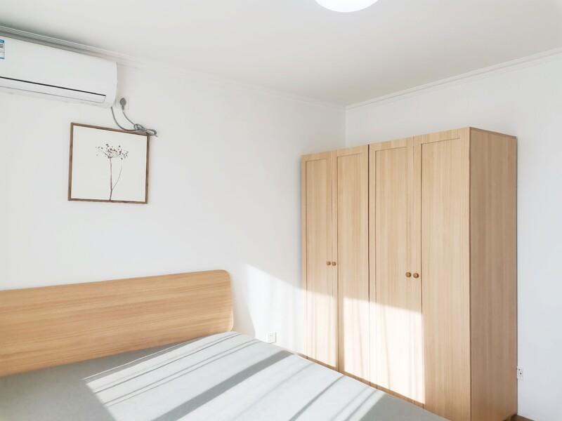 鲁谷七星园整租房源卧室图