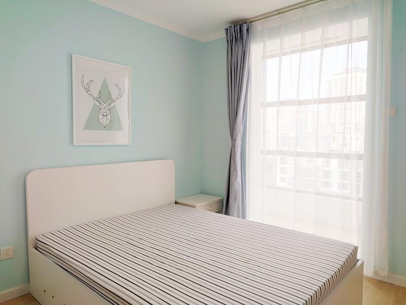 石佛营炫特嘉园一期整租房源卧室图