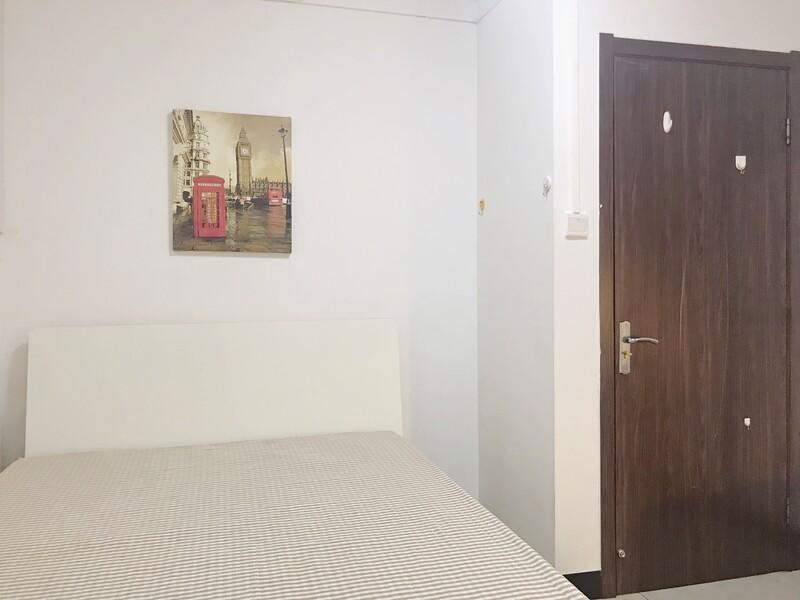 清河萊圳家園合租房源臥室圖