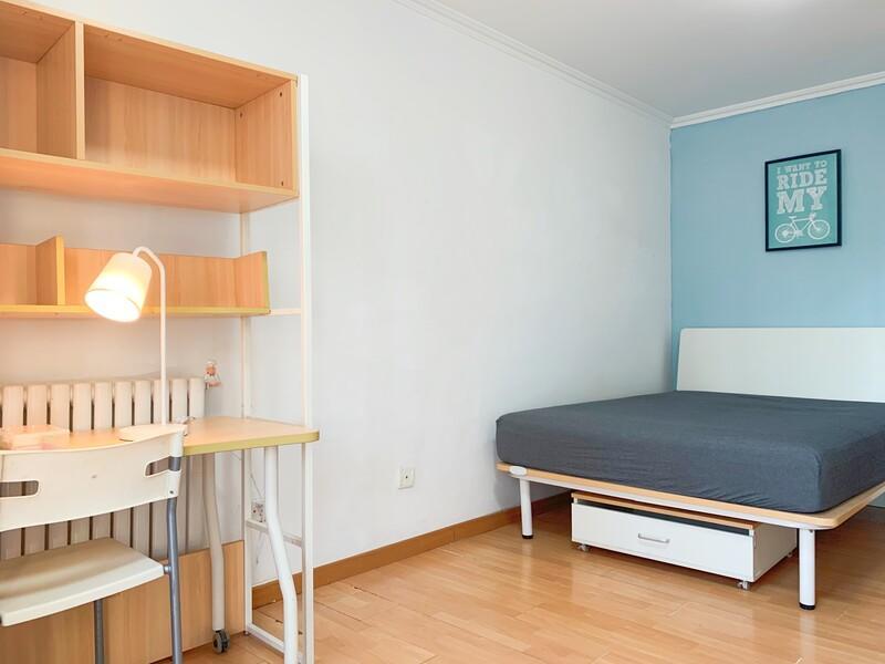 十里堡京棉新城合租房源卧室图
