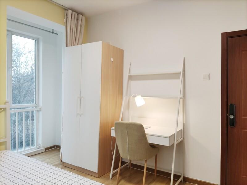 回龙观新龙城合租房源卧室图