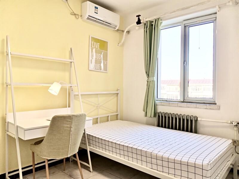 顺义城石园东区合租房源卧室图