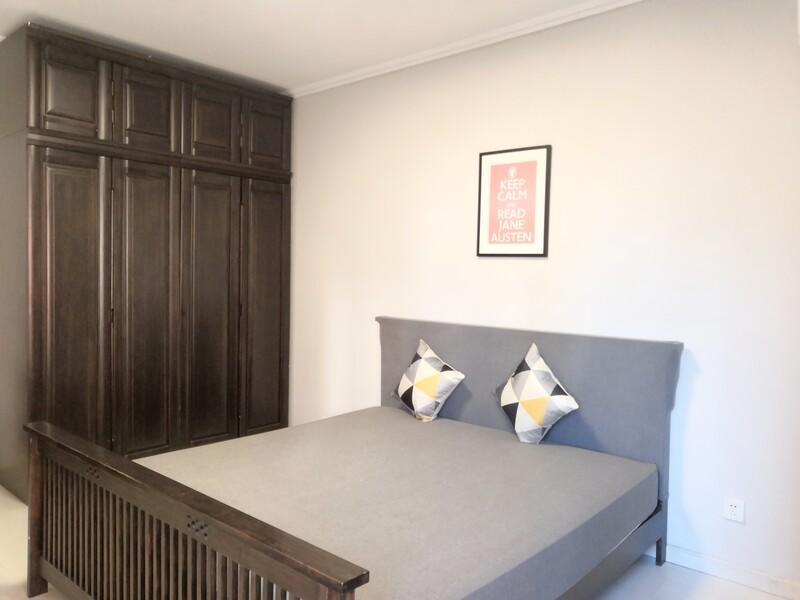 亚运村新荣家园合租房源卧室图