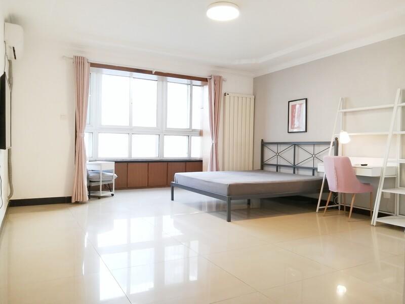 后沙峪三山新新家园合租房源卧室图