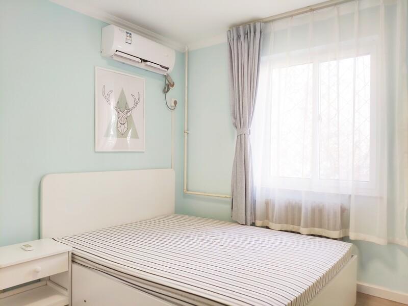 朝阳公园朝阳公园西里北区整租房源卧室图