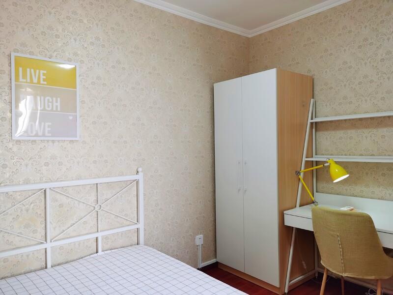 北关新建村合租房源卧室图