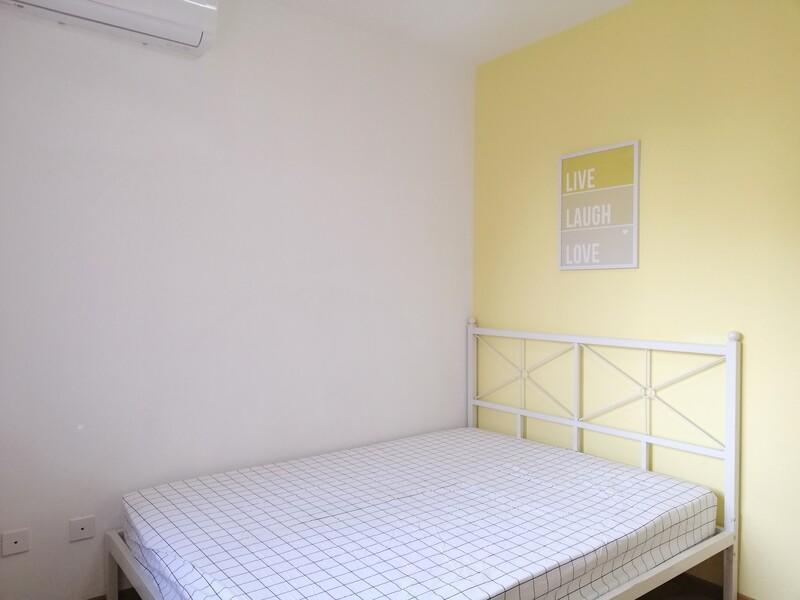 海淀其它安河家园合租房源卧室图