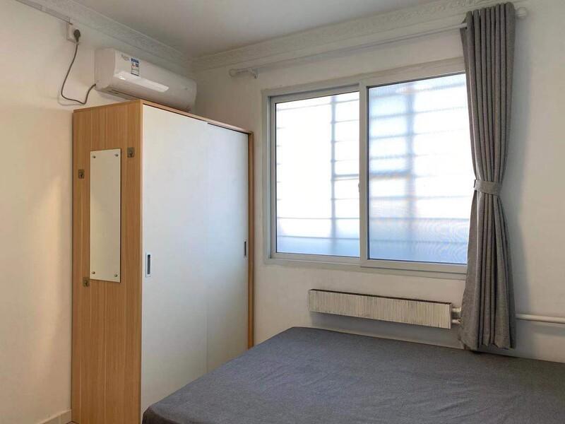 木樨地复兴门外大街合租房源卧室图