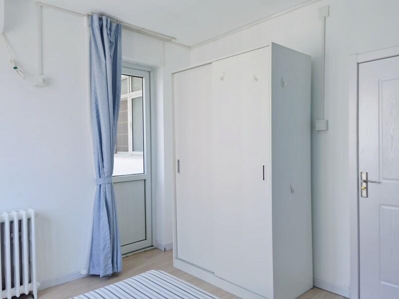 望京花家地西里一區整租房源臥室圖