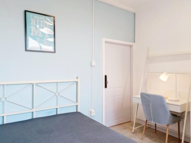 六铺炕六铺炕二区合租房源卧室图