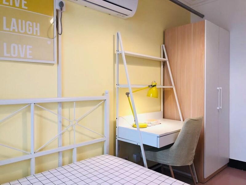顺义城双兴东区合租房源卧室图