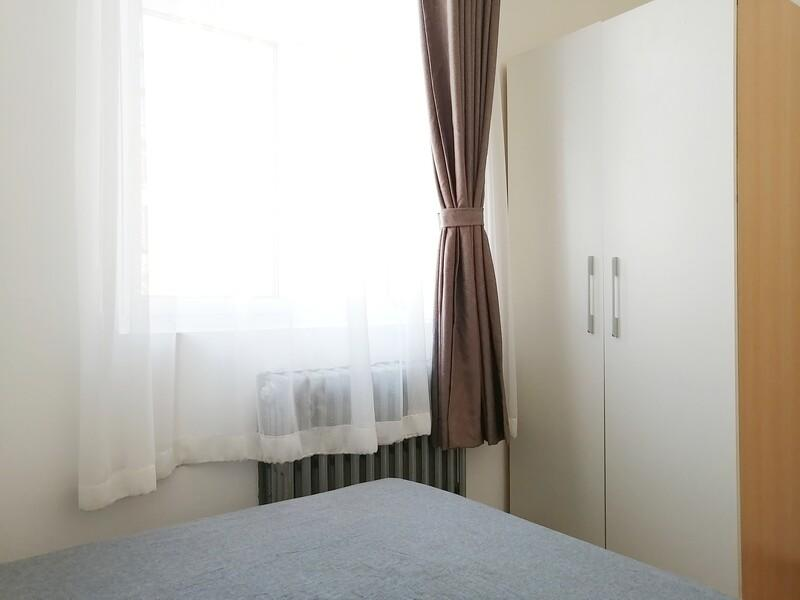 三里屯新中西里整租房源卧室图
