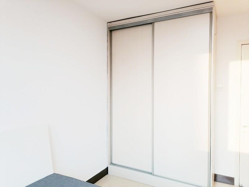 三元桥半岛国际公寓合租房源卧室图