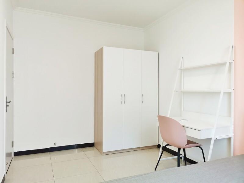 西北旺六里屯五区合租房源卧室图