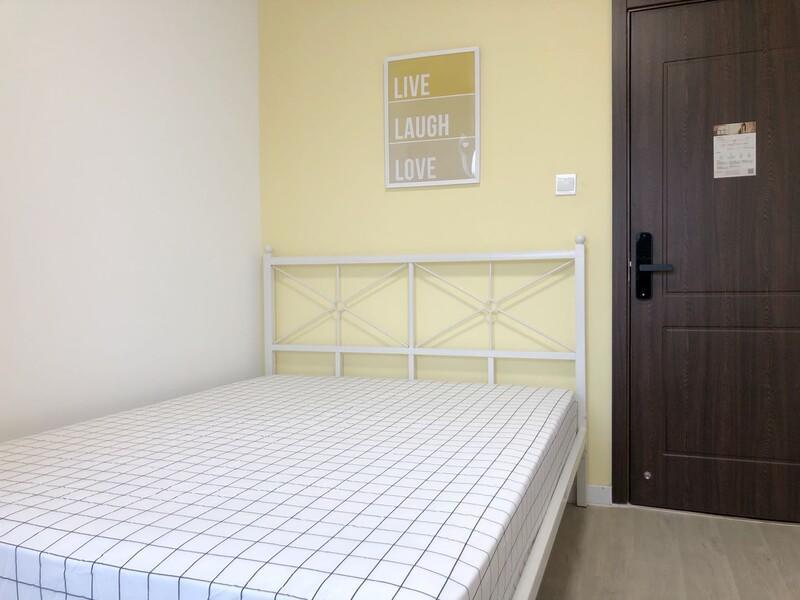 回龙观领秀慧谷D2区合租房源卧室图