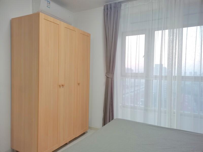 鲁谷远洋山水整租房源卧室图