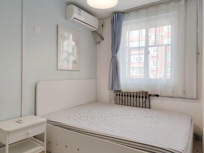 北京南站洋桥北里整租房源卧室图
