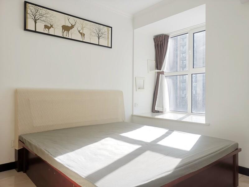 西红门中建国际港整租房源卧室图