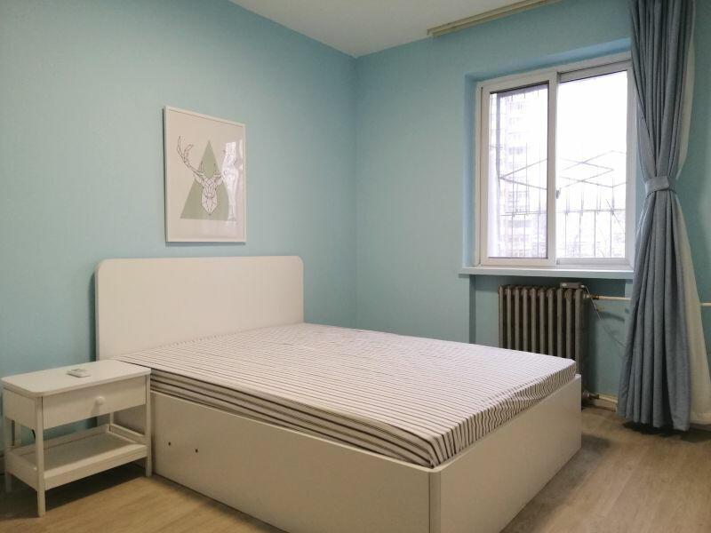 五棵松六建整租房源卧室图
