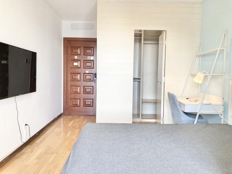 和平里和平新城一期合租房源卧室图