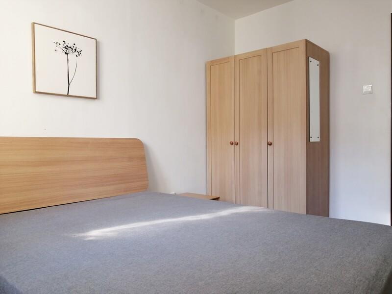 中央别墅区京奥港枫泉花园整租房源卧室图