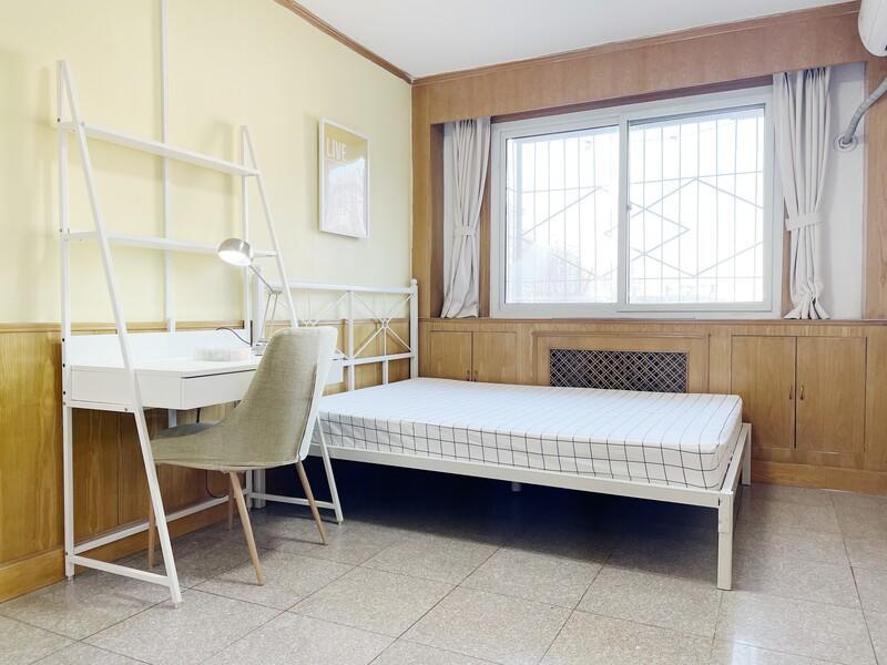 和平里和平街十五区2号院合租房源卧室图