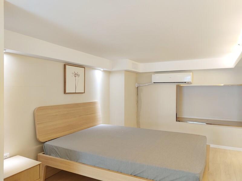苹果园启迪香山整租房源卧室图
