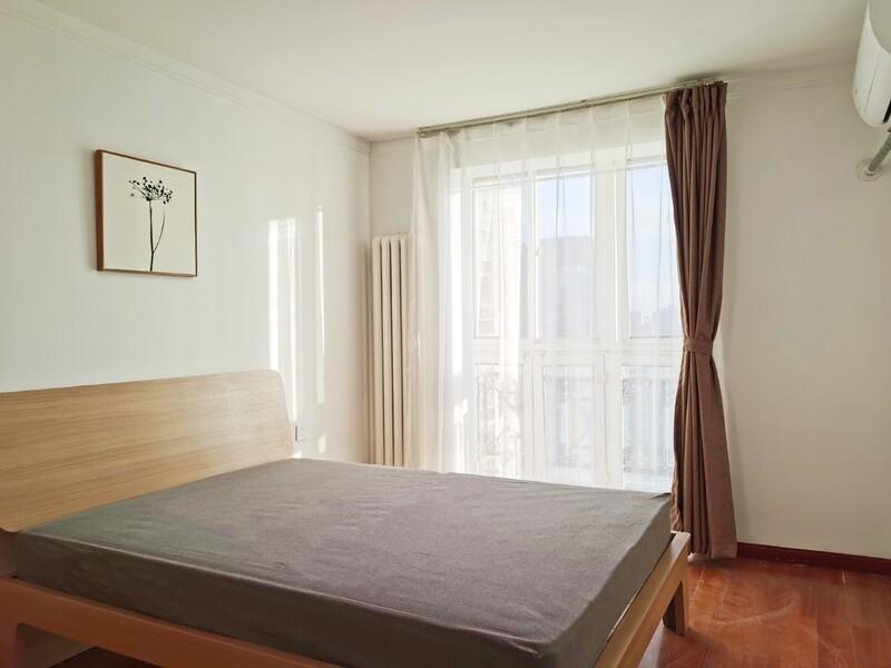 亚运村大屯里小区整租房源卧室图