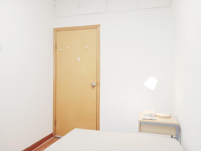 二里庄二里庄小区合租房源卧室图