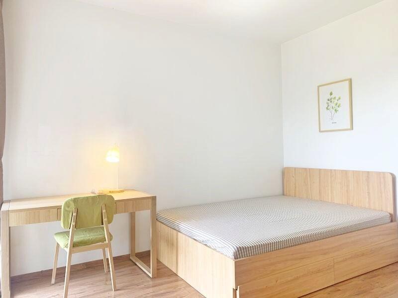 望京朝庭公寓合租房源卧室图