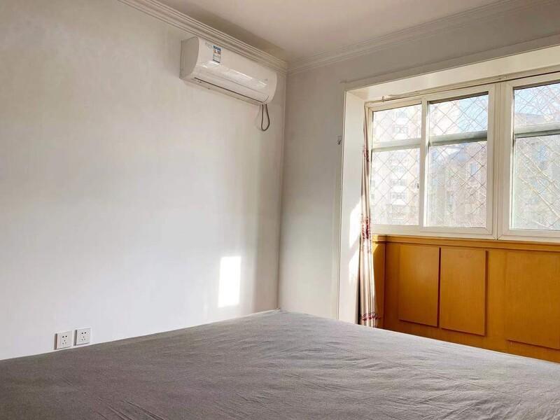 望京南湖中园二区整租房源卧室图