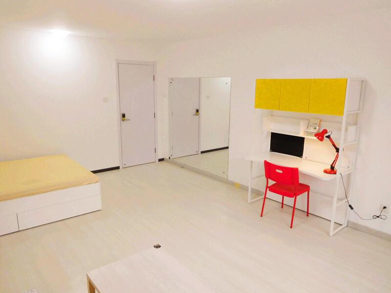 回龙观龙禧苑二区合租房源卧室图