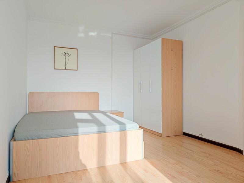 鲁谷永乐东区整租房源卧室图
