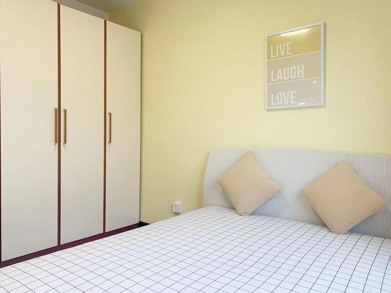 九棵树(家乐福)旗舰凯旋二三期合租房源卧室图