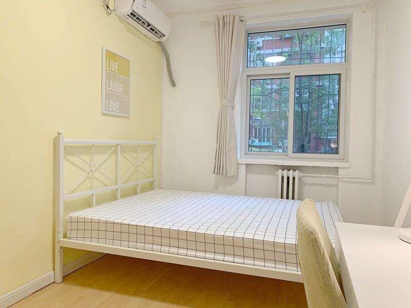 和平里興化西里合租房源臥室圖