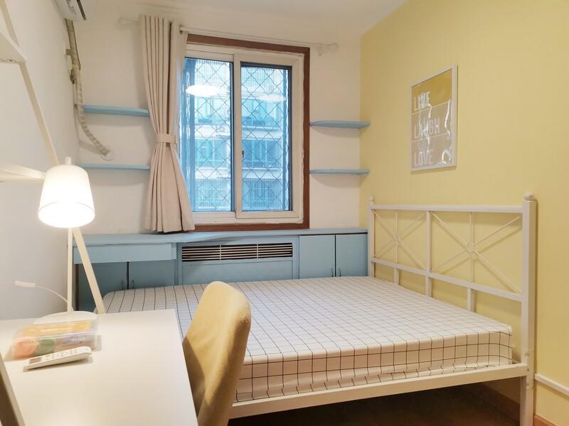 果园果园西小区合租房源卧室图