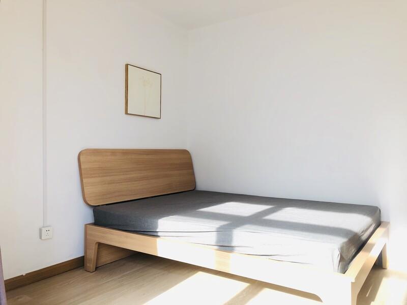 顺义城义宾北区整租房源卧室图