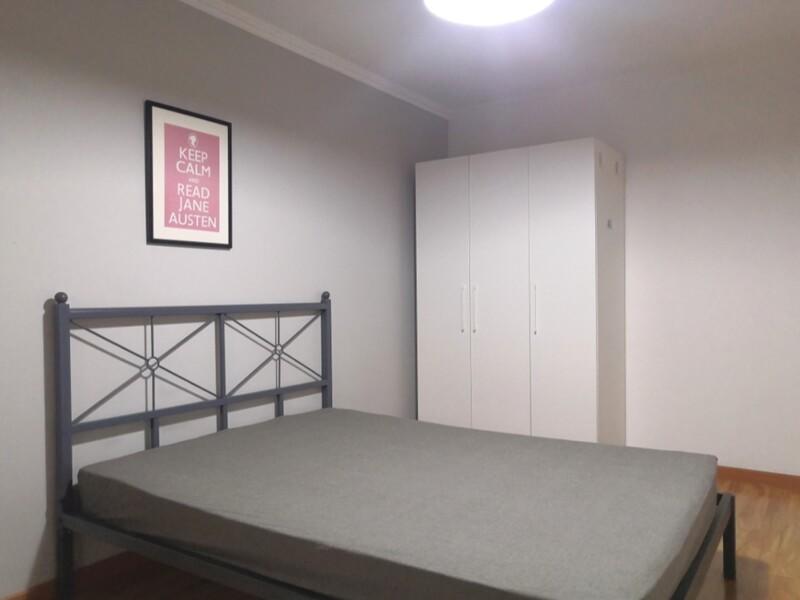 金宝街朝阳门南小街合租房源卧室图