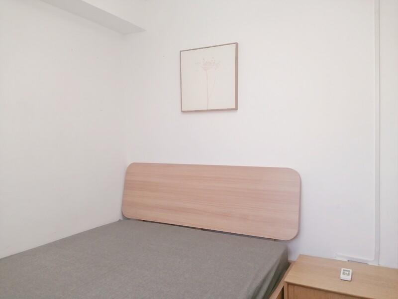 定福庄妇联小区整租房源卧室图
