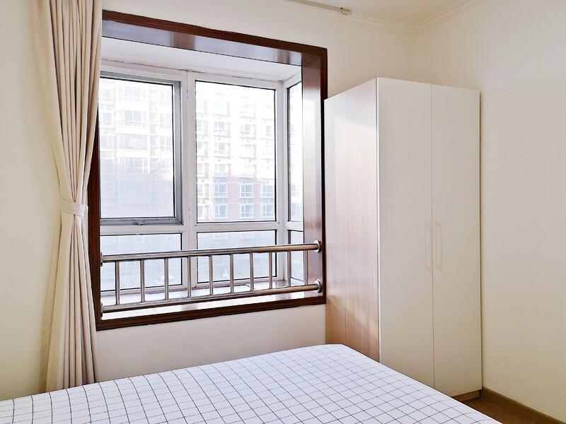 乔庄博客园合租房源卧室图