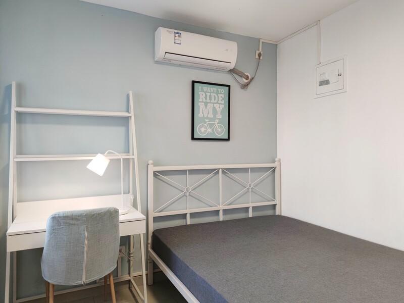 马家堡西马金润二区合租房源卧室图